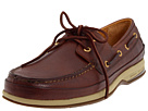 Sperry Top-Sider - Gold Boat w/ASV (Cognac) - Footwear