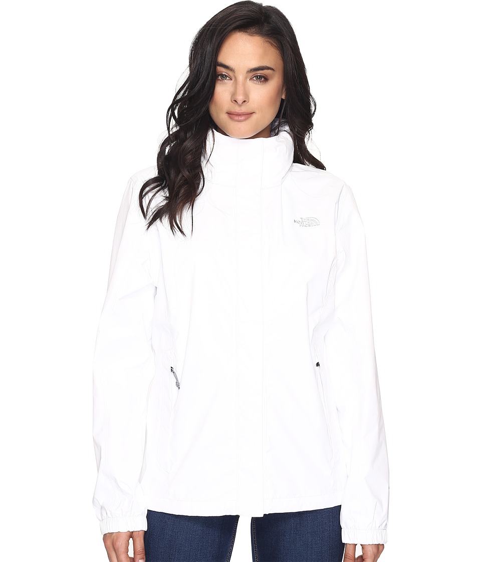 The North Face - Resolve Jacket (TNF White (Prior Season)) Womens Coat