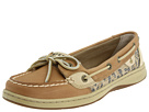 Sperry Top-Sider - Angelfish (Linen/Leopard (Sequins))