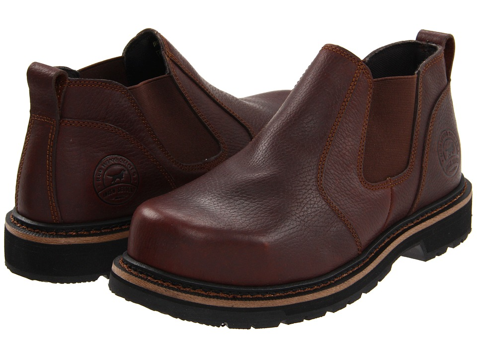 Irish Setter - 83300 Steel Toe Romeo (Brown) Men