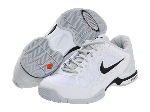 Nike - Zoom Breathe 2K11 (White/Pure Platinum/Black) - Footwear