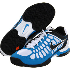 Nike - Zoom Breathe 2K11 (White/Neptune Blue/White/Black) - Footwear
