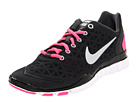 Nike - Free TR Fit 2 (Black/Pink Flash/Dark Grey/Pure Platinum) - Footwear