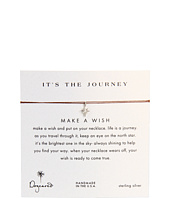 Dogeared Jewels - Make A Wish It's The Journey Necklace