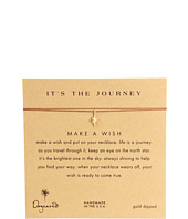 Dogeared - Make A Wish It's The Journey Necklace