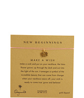 Dogeared - Make A Wish New Beginning Necklace
