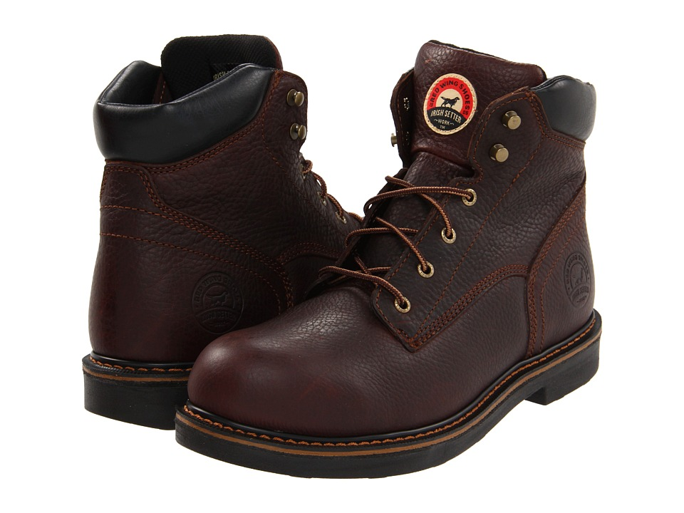 Irish Setter 83603 6 Brown Mens Work Boots