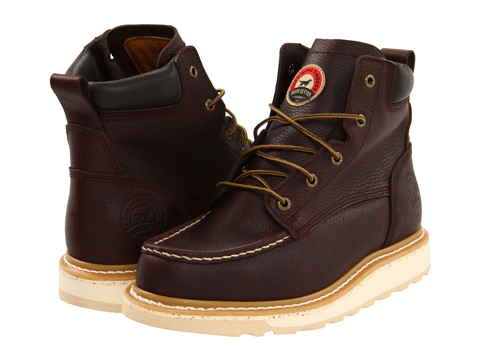 Irish Setter - 83605 6 Wedge (Brown) Men