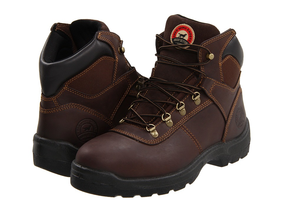 Irish Setter 83607 6 Brown Mens Work Boots