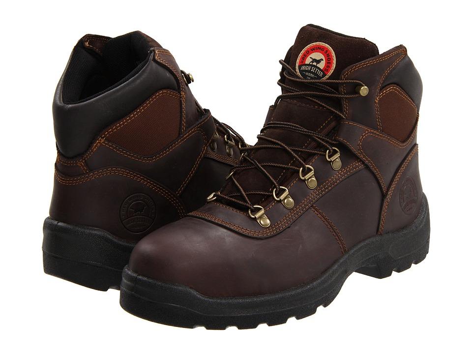 Irish Setter 83608 6 Steel Toe (Brown) Men