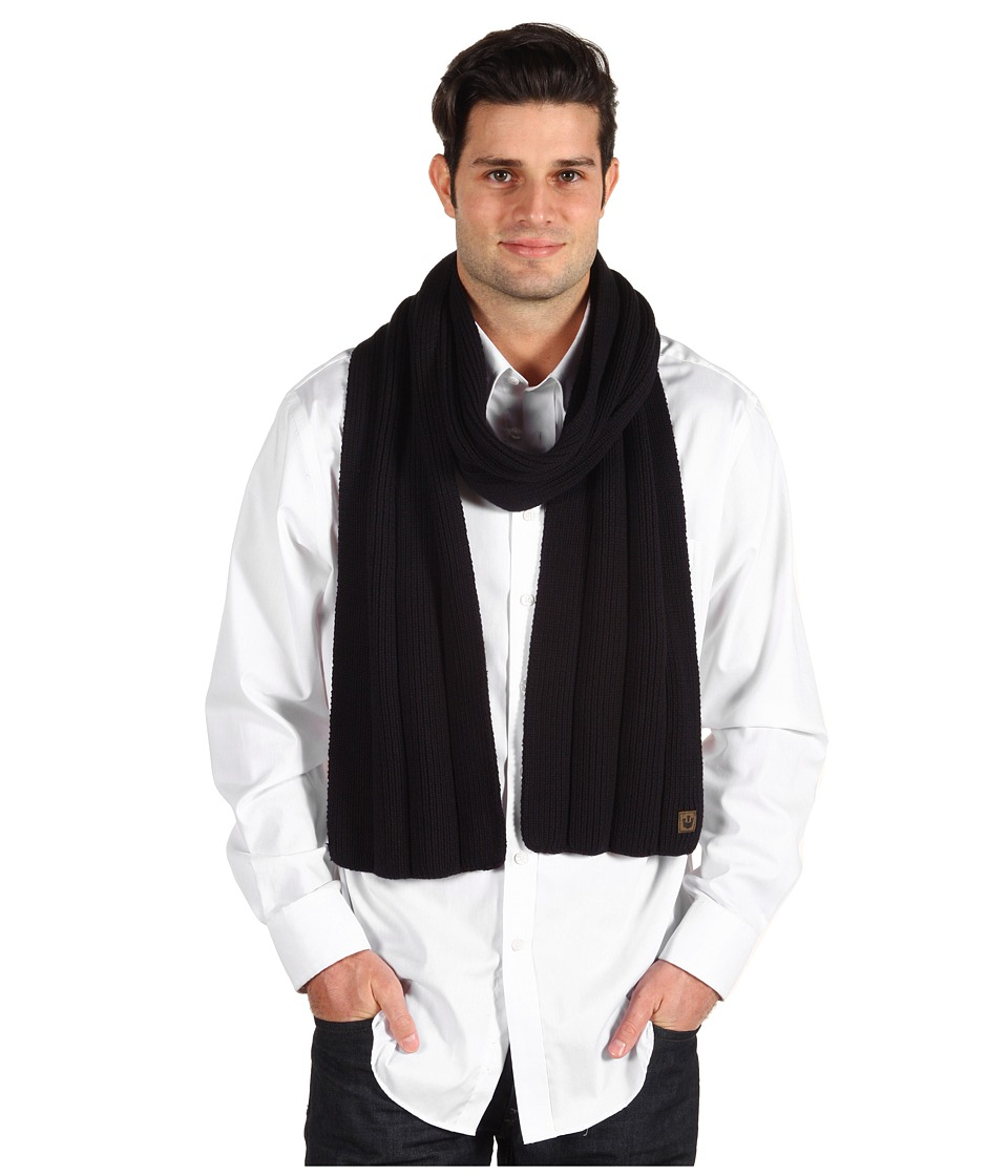 Goorin Brothers - Aegean Sea (Black) Scarves