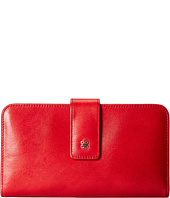 Bosca - Old Leather Checkbook Clutch