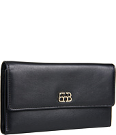 Bosca - Nappa Vitello Checkbook Clutch