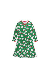 Sara's Prints Kids - Girls Puffed L/S Gown (Big Kids)