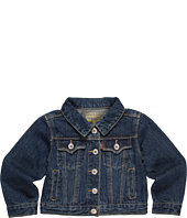 Levi's® Kids - Girls' True Blue Denim Jacket (Toddler)