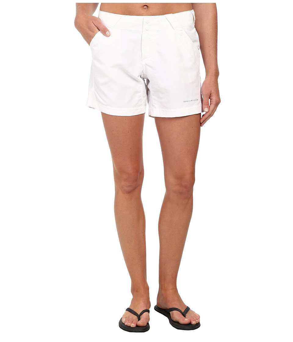 Columbia - Coral Pointtm II Short (White) Womens Shorts
