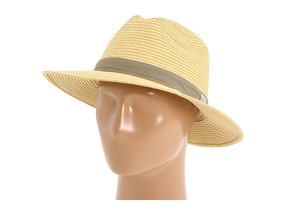 Columbia - PFG Boneheadtm Straw (Natural/Sage) Caps