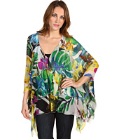 Just Cavalli - Layered Floral Kaftan Top