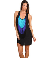 Twelfth Street by Cynthia Vincent - Fringe Tank Dress