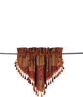 Croscill - Galleria Red Ascot Valance