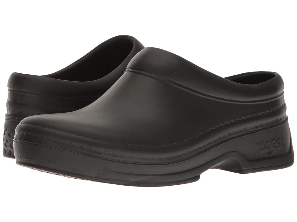 Klogs Footwear - Springfield (Black) Womens Clog Shoes