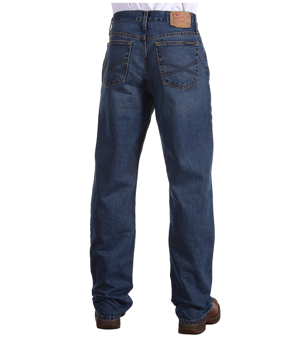 Stetson 1520 Fit Jean (Classic Stone) Men