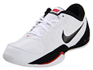 Nike - Air Ring Leader Low (White/Black/Sport Red)