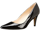Cole Haan - Air Juliana Pump 75 (Black Patent) - Footwear
