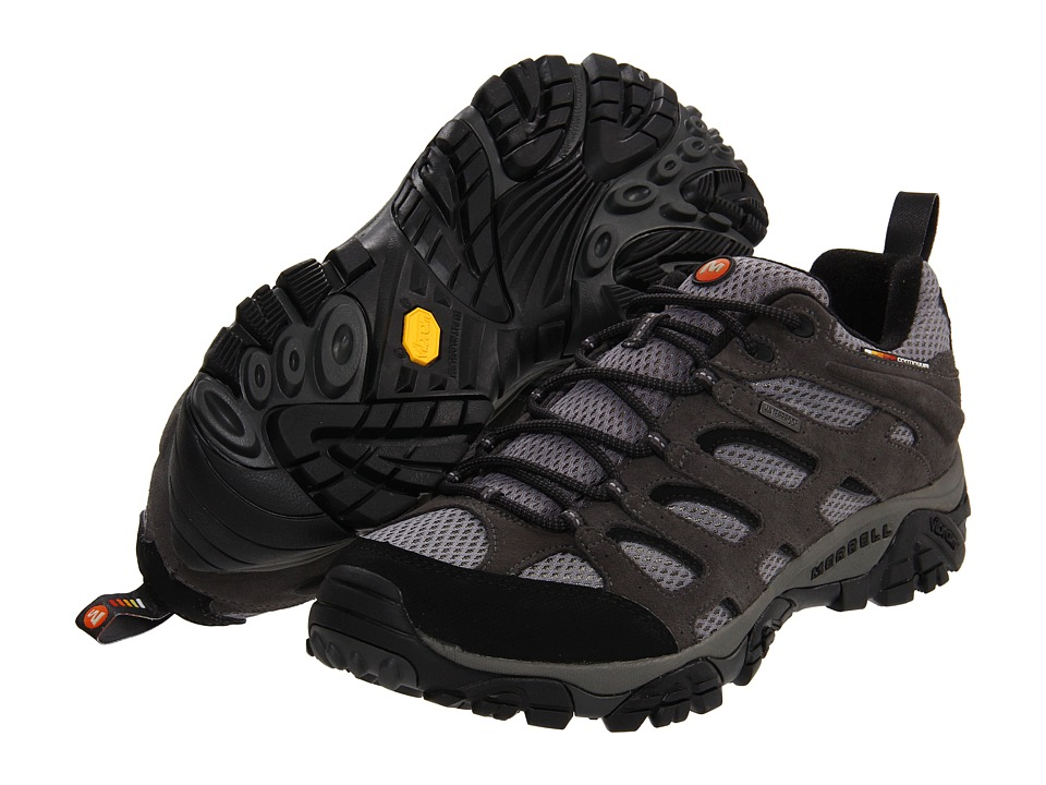 Merrell - Moab Waterproof (Beluga) Men