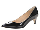 Cole Haan - Air Juliana Pump 45 (Black Patent) - Footwear