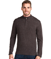 Robert Comstock - Half Zip Wool Sweater