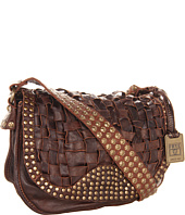 Frye - Woven Studded Shoulder Bag