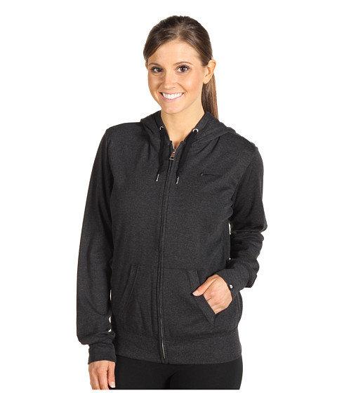Cheap Nike Lightweight Jersey Full Zip Black