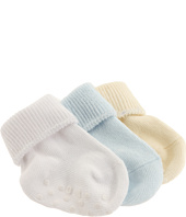 Jefferies Socks - Organic Cotton Turncuff 6-Pack (Infant)