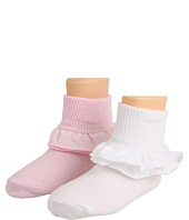 Jefferies Socks - Misty 6-Pack (Toddler/Little Kid/Big Kid)