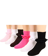 Jefferies Socks - Misty 6 Pk (Infant/Toddler/Youth)