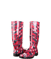 Burberry - Geometric Rain Boot
