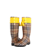 Burberry - Haymarket Check Rainboot