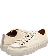 Burberry - Leather Heritage Stamp Trainers
