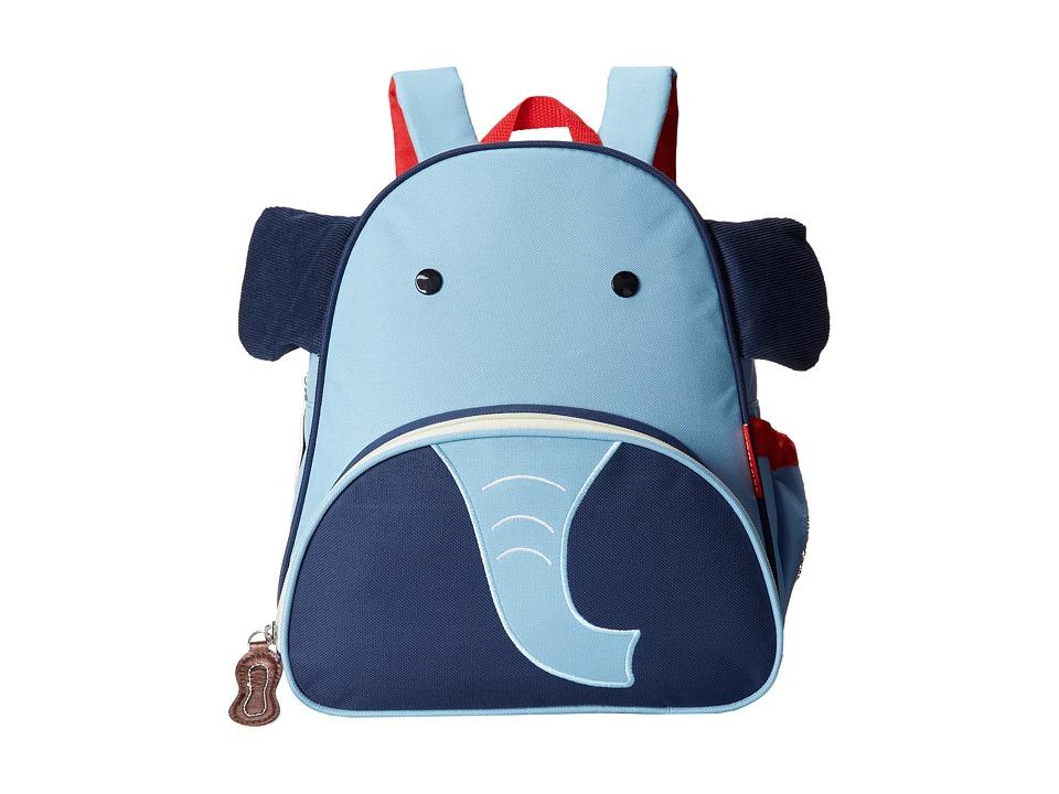 Skip Hop - Zoo Pack Backpack (Elephant) Backpack Bags