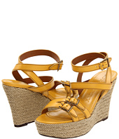 Burberry - Ward Buckled Platform Espadrille
