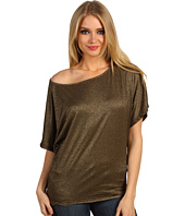 Michael Stars - Shimmer Off Shoulder Dolman Sleeve Top