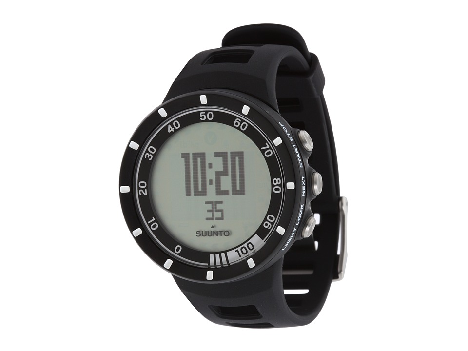 Suunto Quest Black Sport Watches