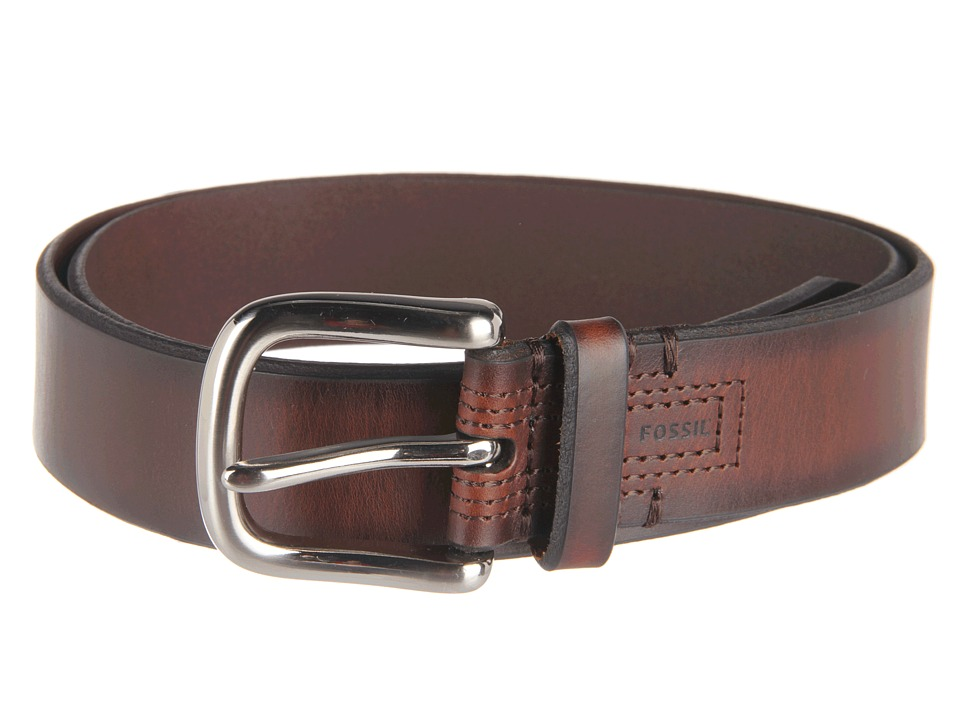 Fossil - Hanover (Brown) Mens Belts