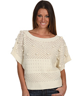 BCBGeneration - Mixed Stitch Crop Sweater