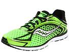 Saucony - Grid Type A5 (Slime/Black) - Footwear