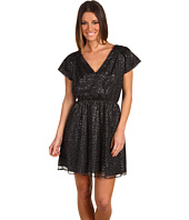 BCBGeneration - Shoulder Pleat Mini Dress