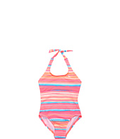 Nike Kids - Tie Dye Stripe Scoop Halter Tank (Big Kids)