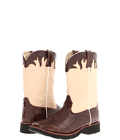 Roper - Crackle Leather Square Toe Boot