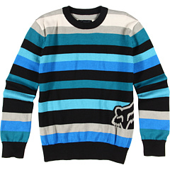 Fox Kids Central Sweater (Big Kids) Indigo - 6pm.com :  blue sweater kids gray
